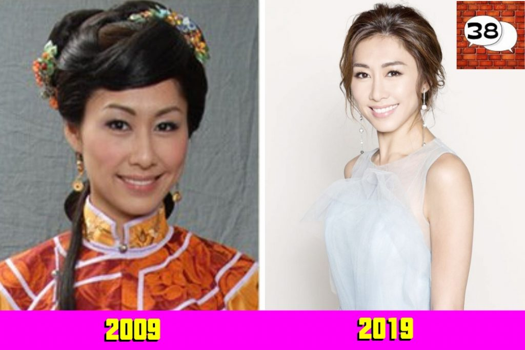 胡定欣 (Nancy Wu) 2009 2019