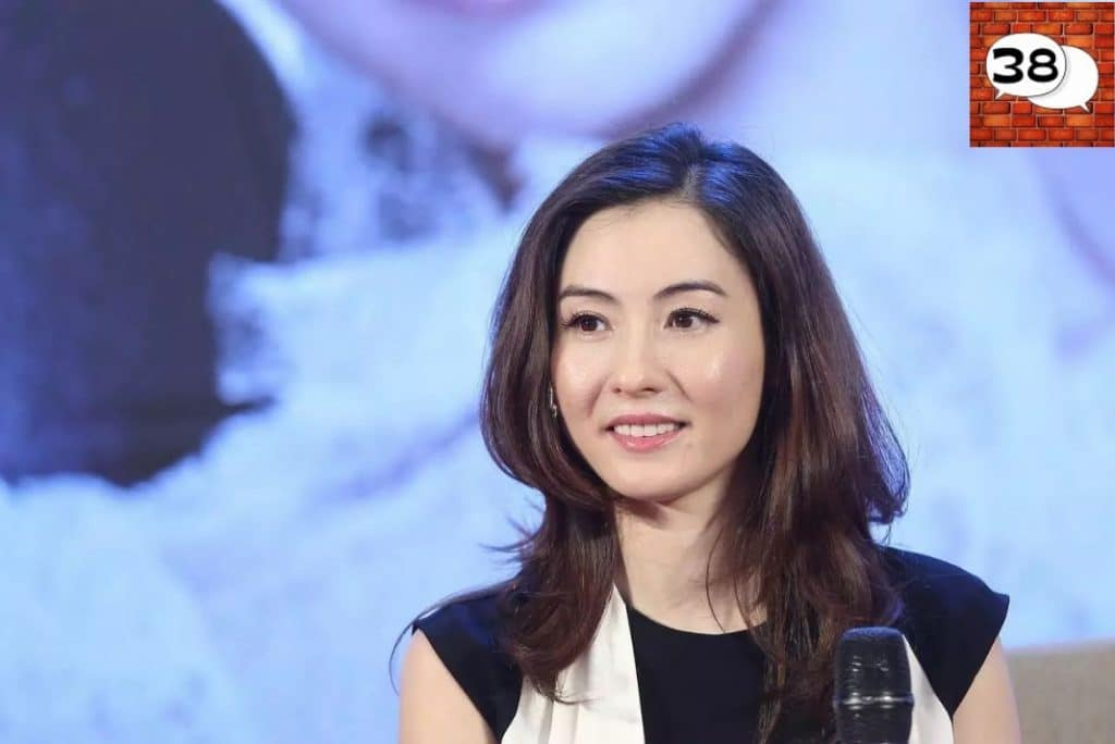 38 Wall, HK entertainment news, Cecilia Cheung