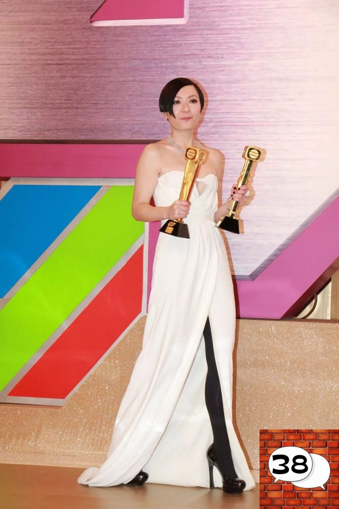 Kristal Tin, TVB, HK Artist, Singer, Actress, Brothers Keeper, TVb award