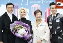 Miriam Yeung Back To TVB