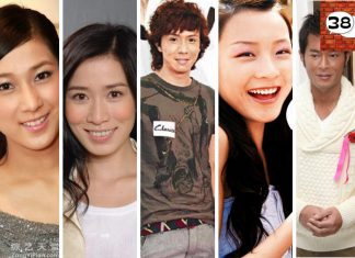 TVB Actors 10 Years Challenge