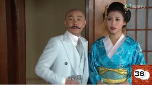 the learning curve of a warlord, tvb drama, hk drama, wingto, dicky cheung