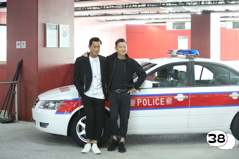 The White Storm 2 Drug Lords, hk movie, andy lau, louis koo, michael miu, karena lam, michelle wai
