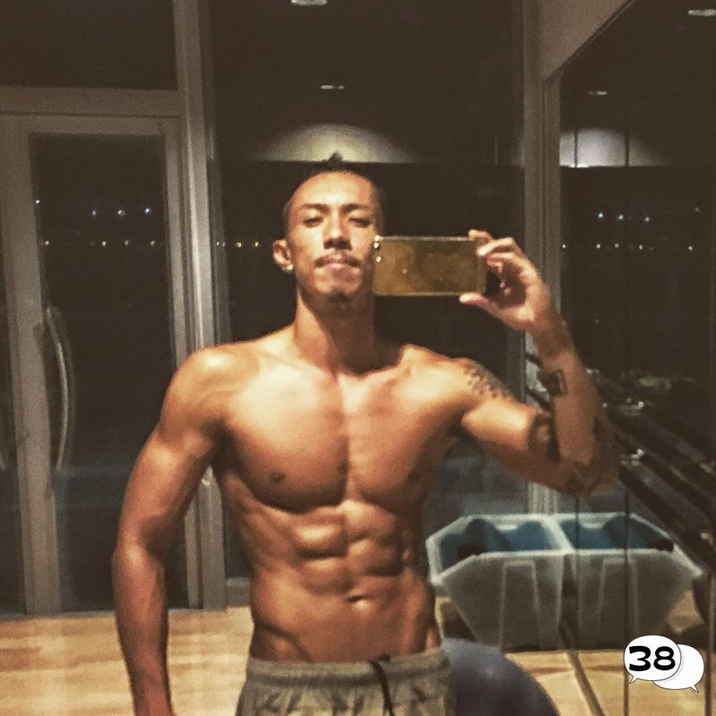 Louis Cheung Gym Fit 6 Pack 1