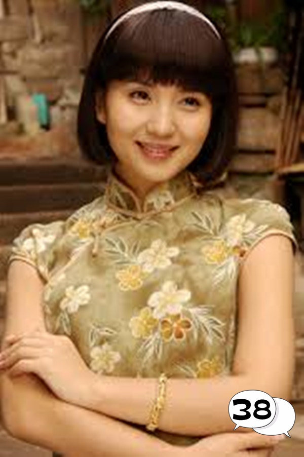 Chen Hao, china artist, actress