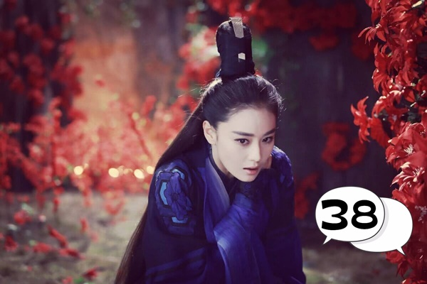 The Return of the Condor Heroes, jin yong, 38wall, li mochou
