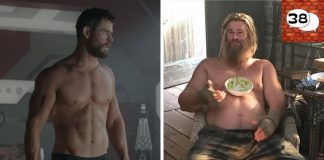 Soft Thors, chris hemsworth, thor, avengers, endgame, thor ragnarok