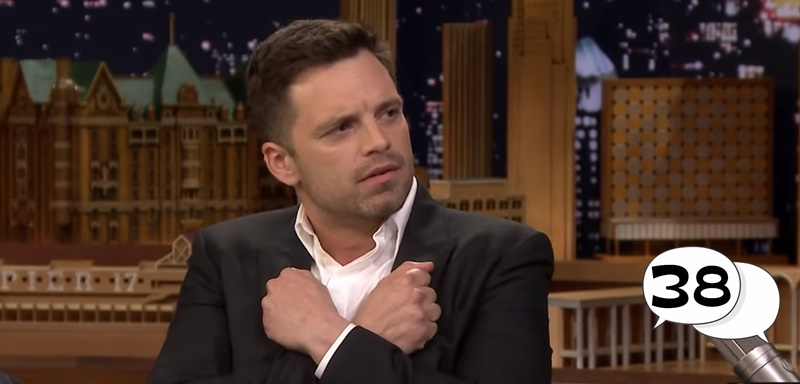 Avengers, Captain America, Winter Soldier, Sebastian Stan, Bucky, Jimmy Fallon