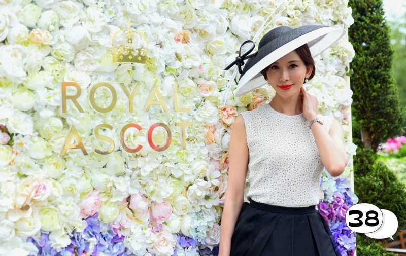 Chiling, London Event, Royal Ascot