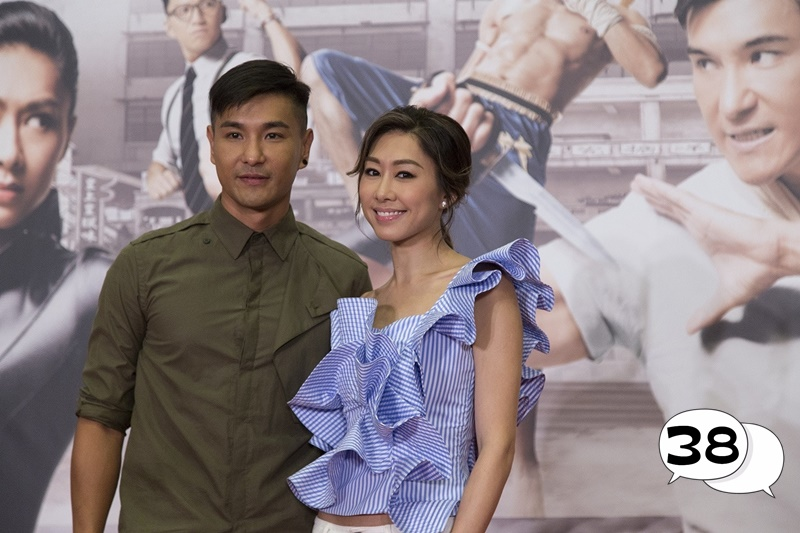 A Fist Within Four Walls, Nancy Wu, TVb, hong kong actress, ruco chan