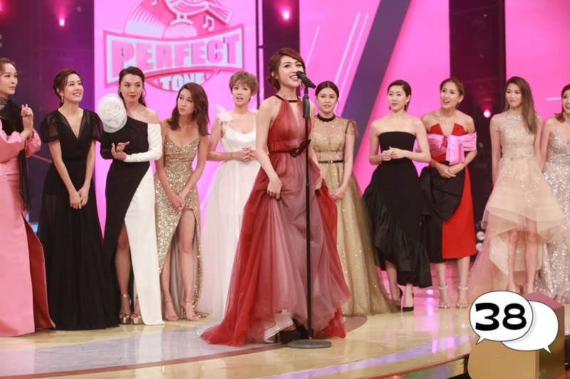 Tvb, 52 Years Celebration, hong kong, Mag Lam