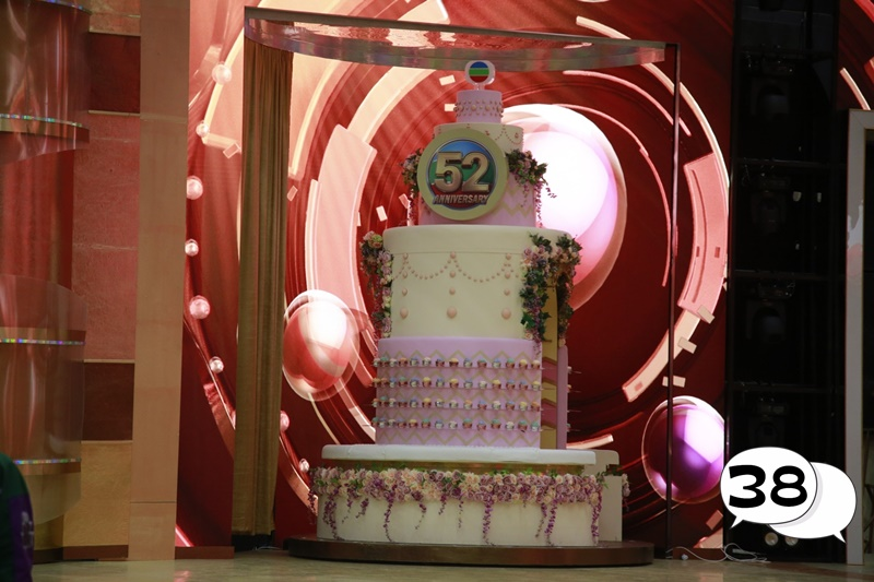 Tvb, 52 Years Celebration, hong kong