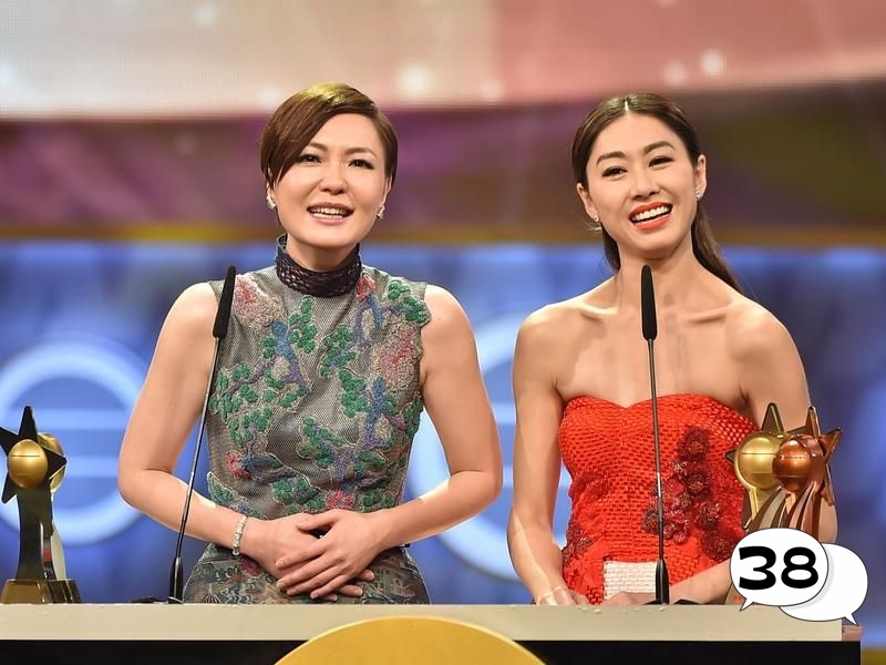 Tvb Anniversary Awards, Best Actress Award, Nancy Wu, TVB, Hong kong Actress, krystal tin