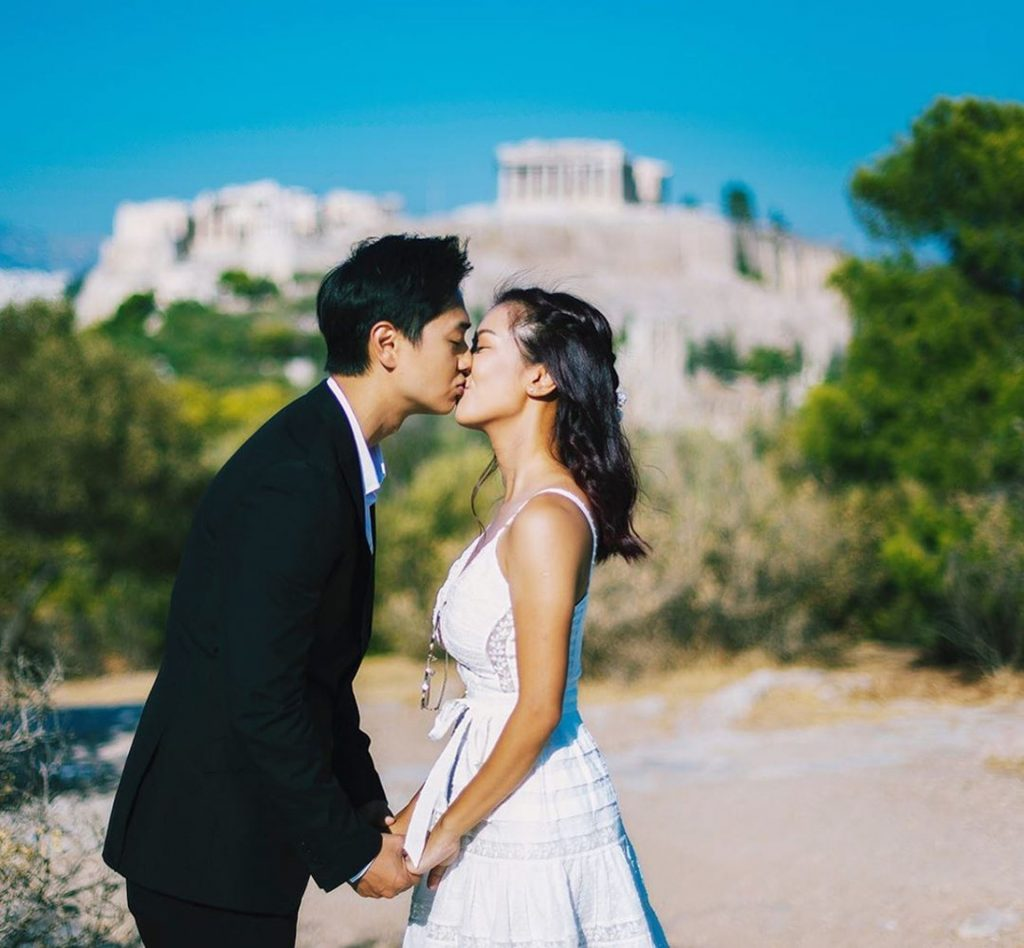 Fred Cheng and Stephanie Ho Wedding Photo